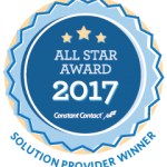 Constant Contact Solution Provider All Star 2017